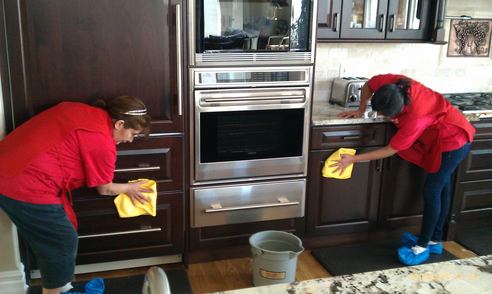 Brick, Fireplace Cleaning by the Best Residential House Cleaning and